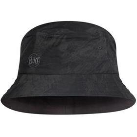 Buff Trek Bucket Hat, czarny